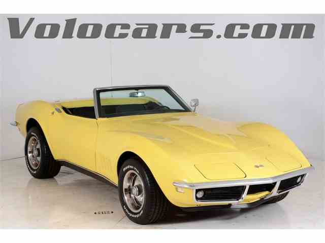 1968 Chevrolet Corvette   993154