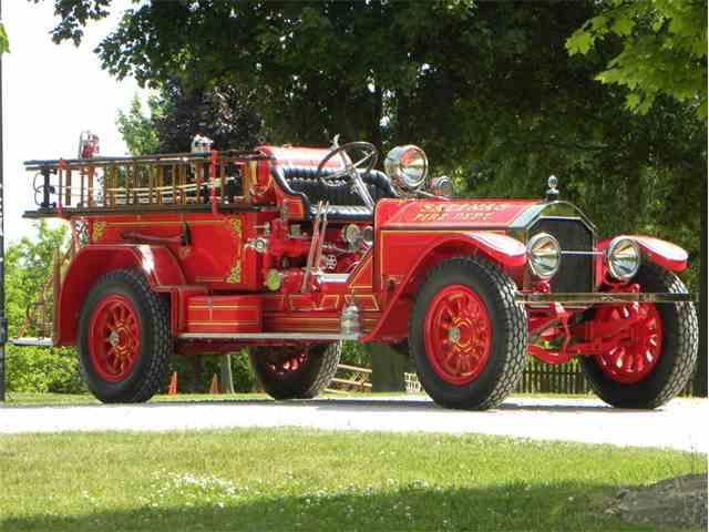 1922 American LaFrance Type 75 Pumper | 993158