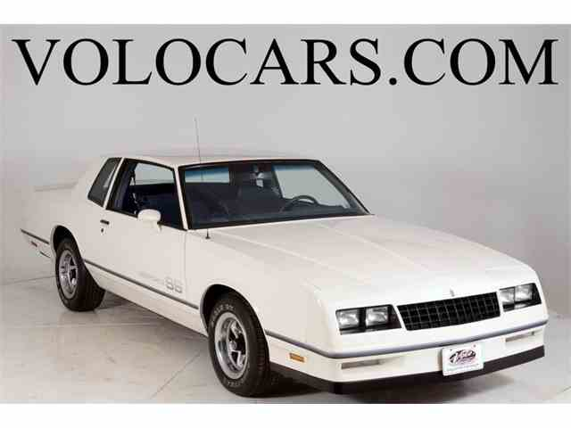 1984 Chevrolet Monte Carlo SS | 993159
