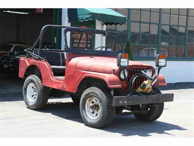 1960 Willys CJ2 | 990316