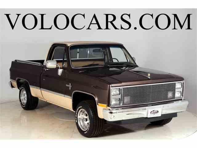 1984 Chevrolet Silverado | 993161