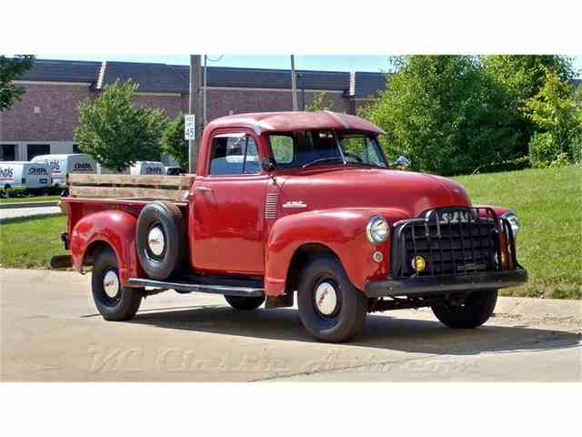 1953 GMC 3100 Pickup Patina!!! | 993167