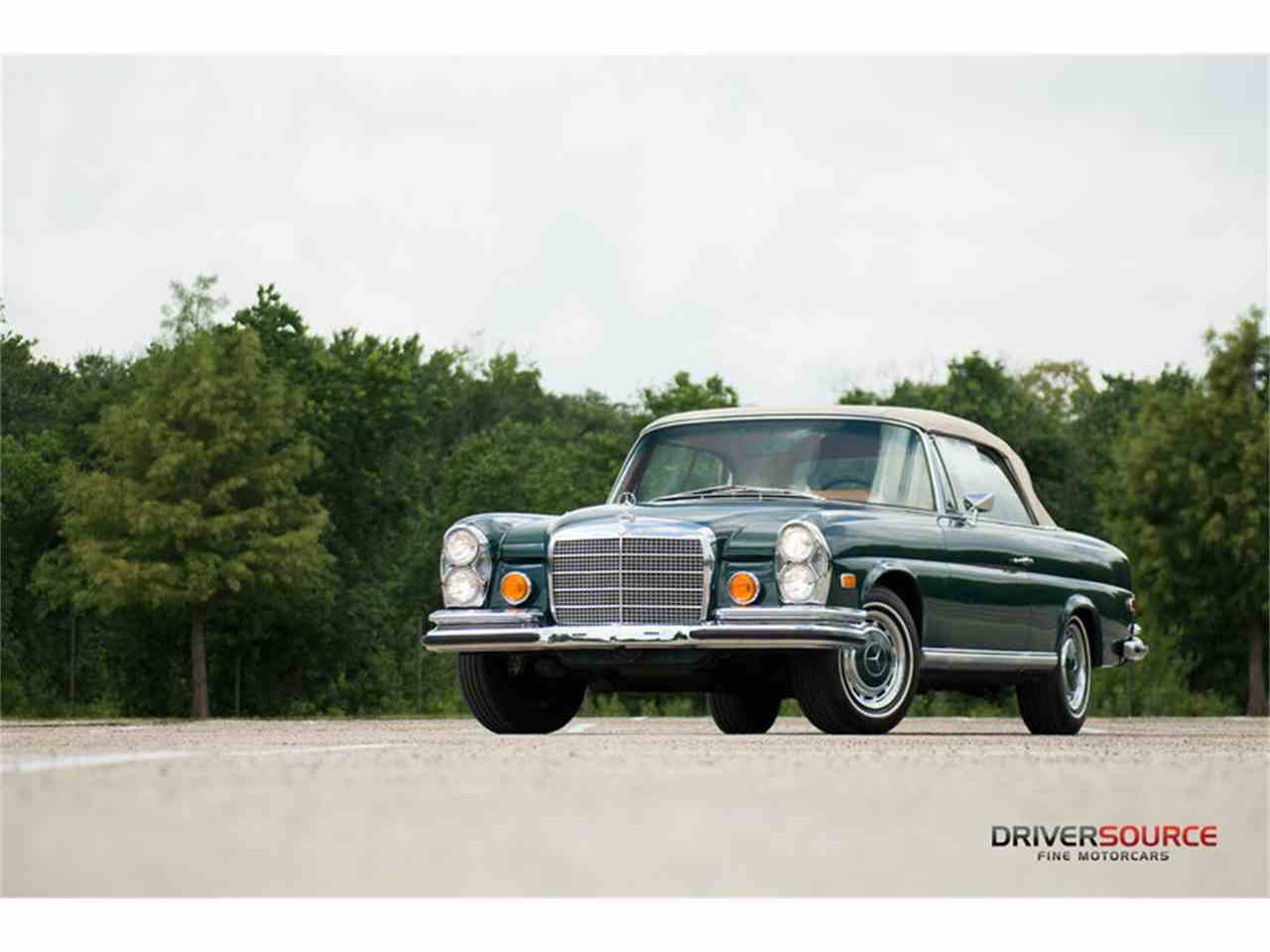 1971 mercedes benz 280se for sale cc for Mercedes benz for sale in houston