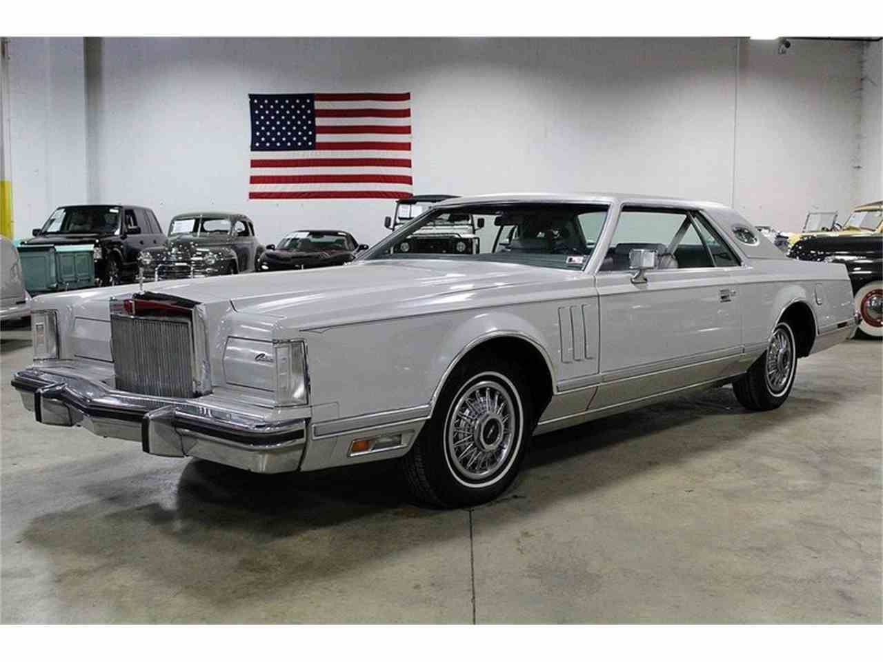 1978 to 1980 Lincoln Continental for Sale on ClassicCarscom  37