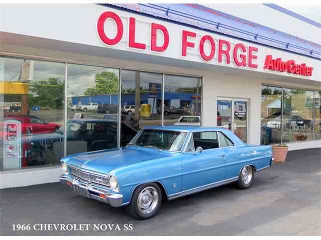 1966 Chevrolet Nova SS | 993176