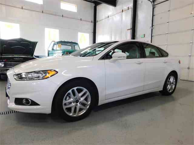 2014 Ford Fusion | 993180