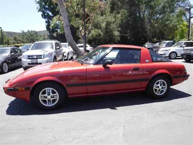 1983 Mazda RX-7 | 993184