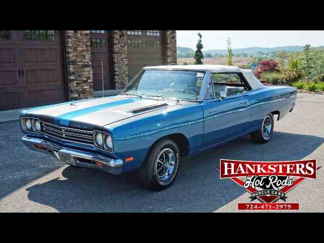 1969 Plymouth Road Runner | 993186