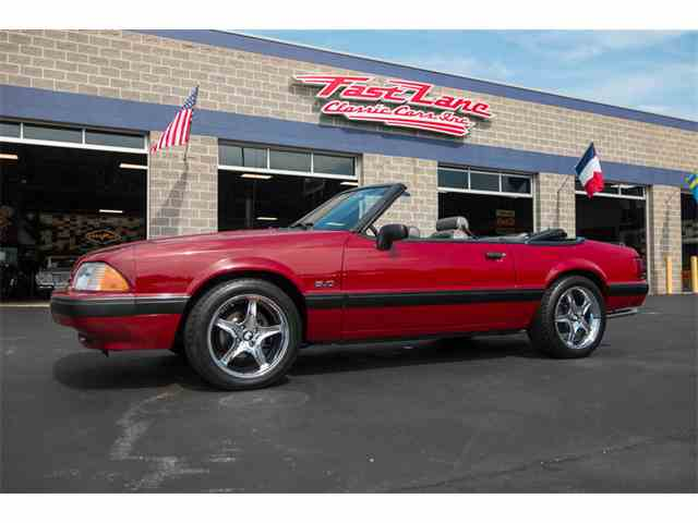 1991 Ford Mustang | 993189