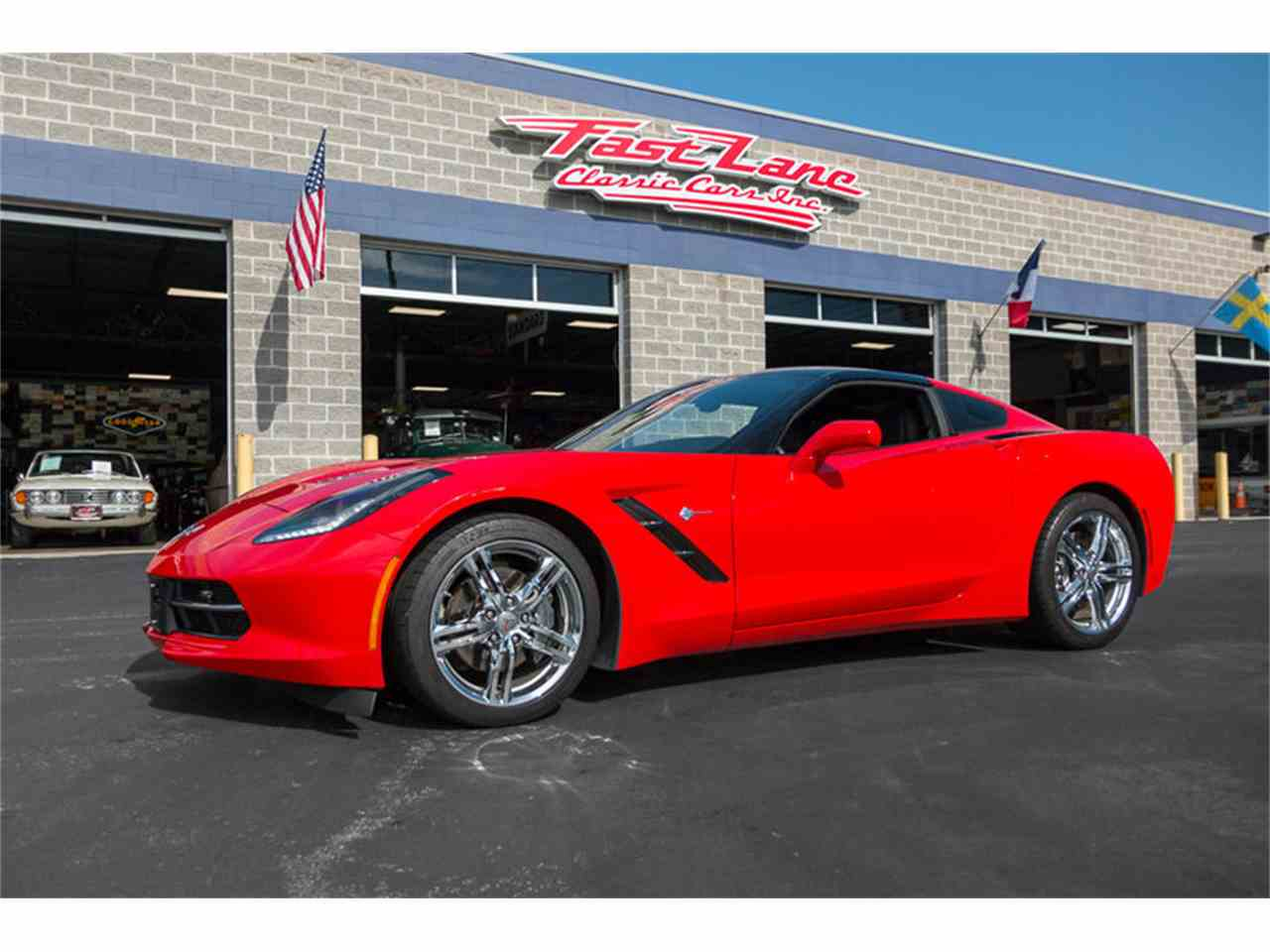 2016 Chevrolet Corvette for Sale - CC-993190