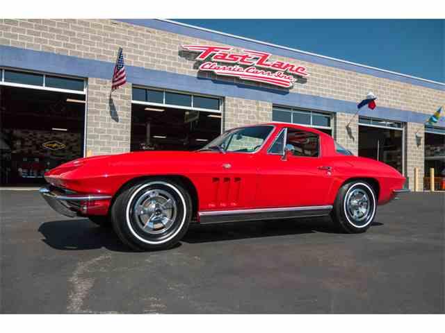 1966 Chevrolet Corvette   993191