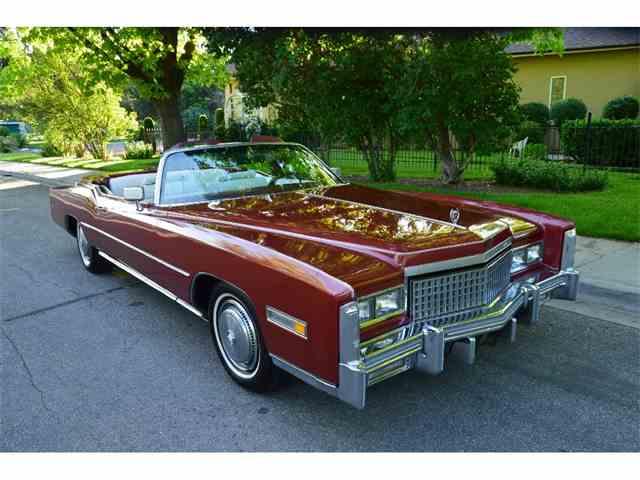 1975 Cadillac Eldorado | 990320