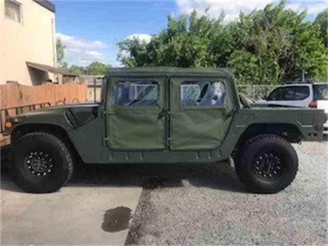 1986 AM General Hummer | 993202