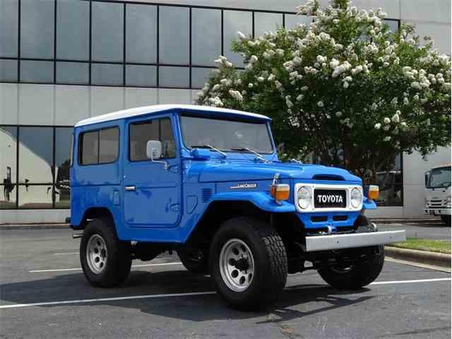 1976 Toyota Land Cruiser FJ | 993204