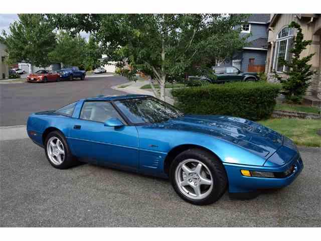1995 Chevrolet Corvette ZR1 | 990322