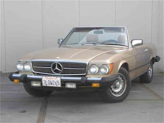 1982 Mercedes-Benz 380SL | 993221