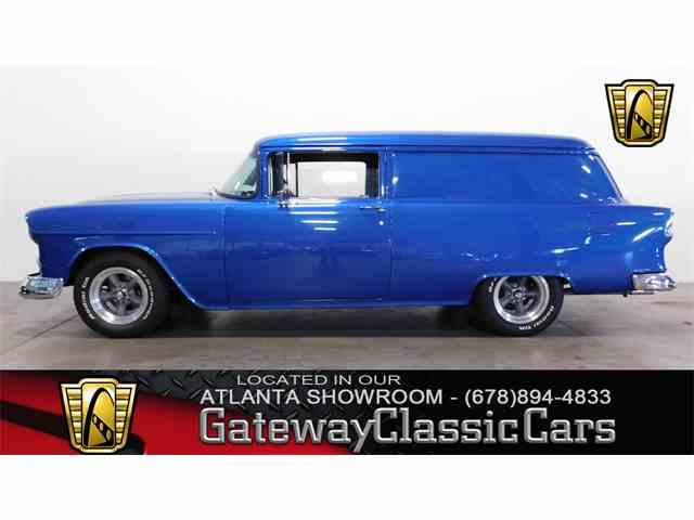 Picture of 1955 Chevrolet Sedan Delivery - LADL