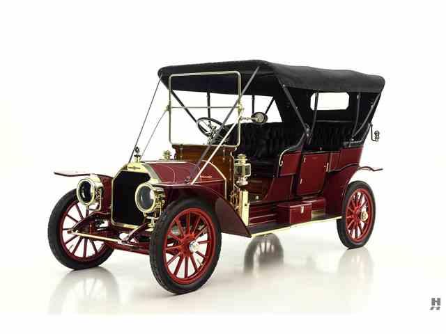 1910 Stevens Duryea Model X | 993228
