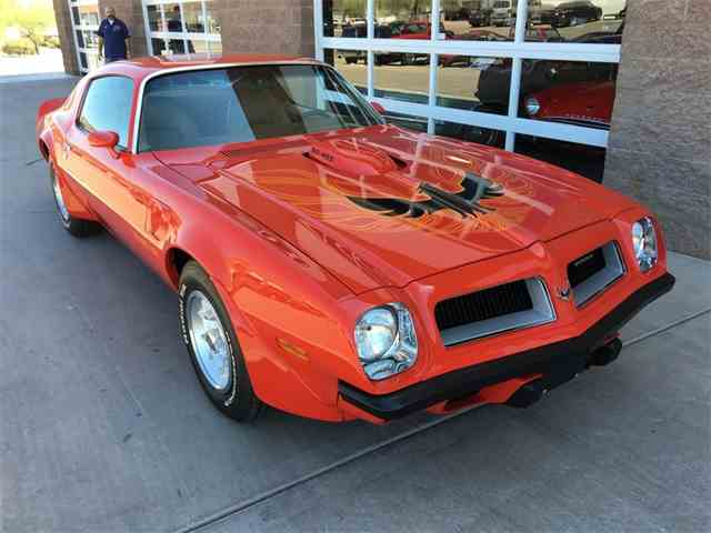 1974 PONTIAC TRANS AM SUPER DUTY | 993230