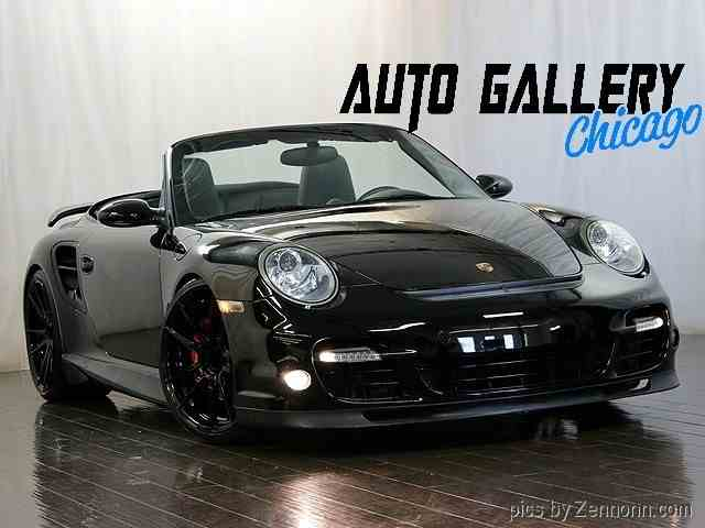 2008 Porsche 911 | 993236