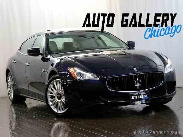 2014 Maserati Quattroporte | 993239