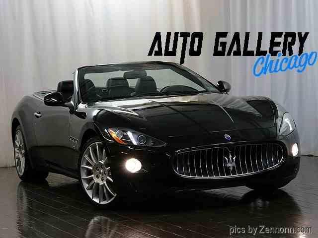 2013 Maserati GranTurismo Convertible | 993246