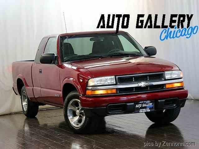 2003 Chevrolet S10 | 993248
