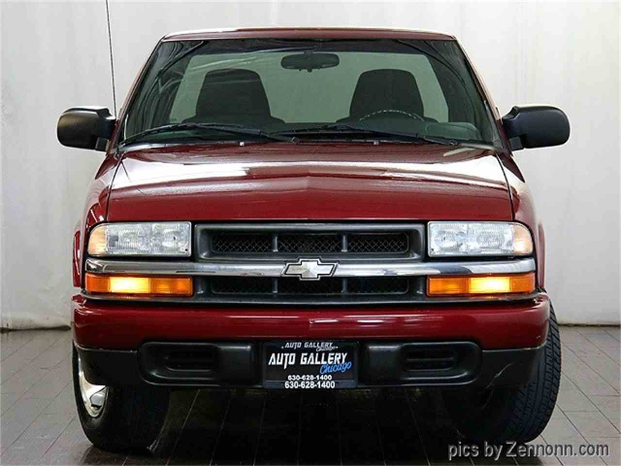 All Chevy 2003 chevy s10 sale : 2003 Chevrolet S10 for Sale | ClassicCars.com | CC-993248