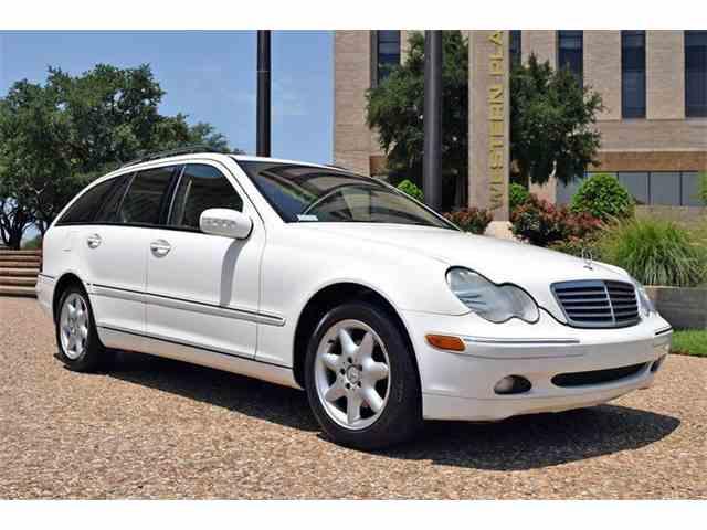 2004 Mercedes-Benz C-Class | 993252
