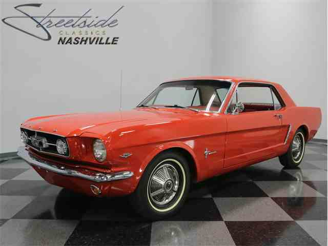 1965 Ford Mustang | 993256