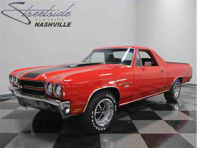 1970 Chevrolet El Camino for Sale on ClassicCarscom  24 Available