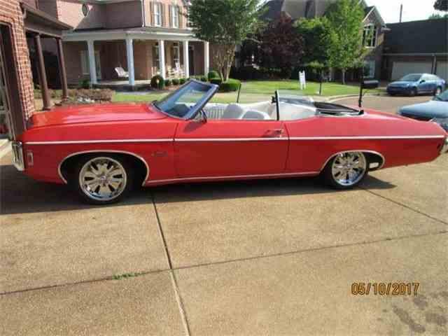 1969 Chevrolet Impala   993273