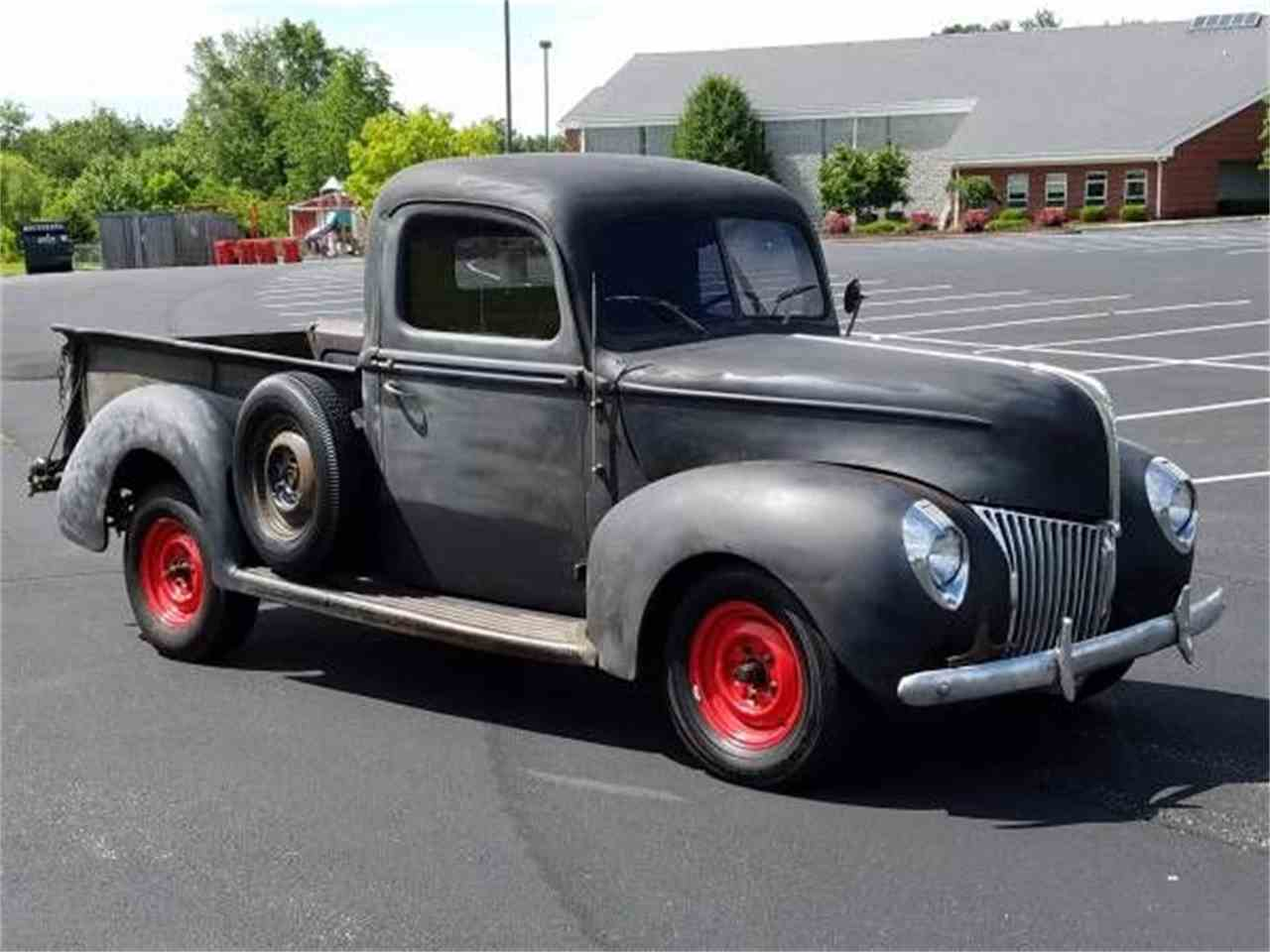 1940 ford pickup 993278