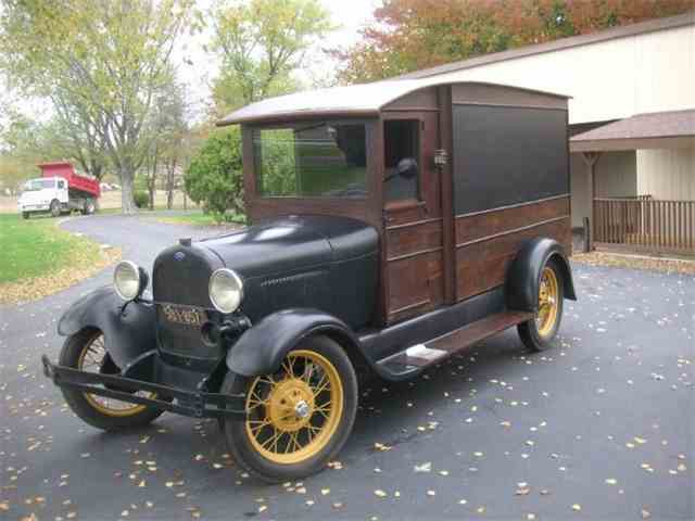 1929 Ford Model A | 993279
