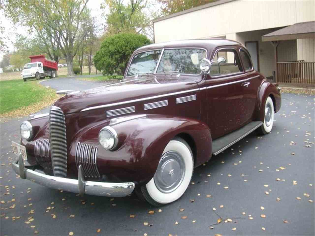 1940 Cadillac LaSalle for Sale | ClassicCars.com | CC-993282
