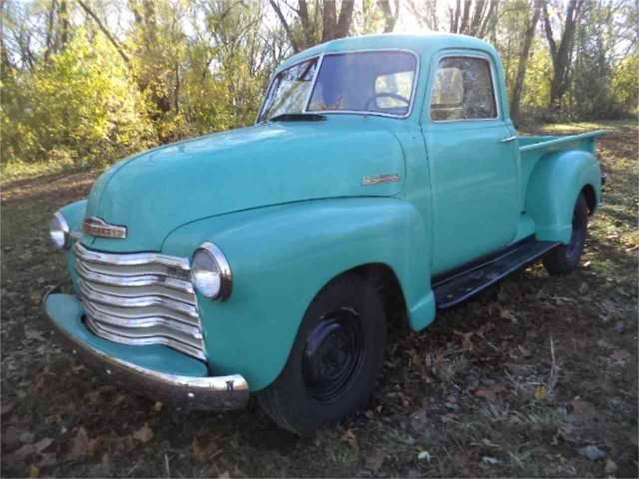 Large Picture of 1951 Chevrolet 3100 located in Cadillac Michigan - LAF7
