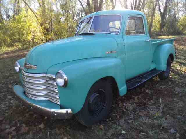 1951 Chevrolet 3100 | 993283