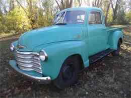 Picture of Classic '51 Chevrolet 3100 located in Cadillac Michigan - LAF7