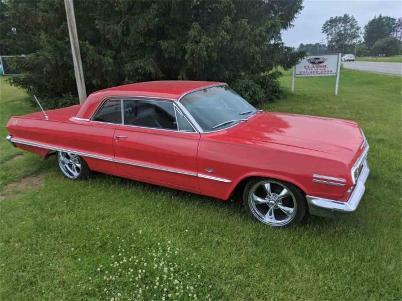 1963 Chevrolet Impala for Sale - CC-993288