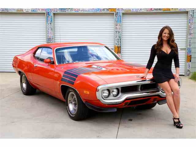 1972 Plymouth Road Runner   993289
