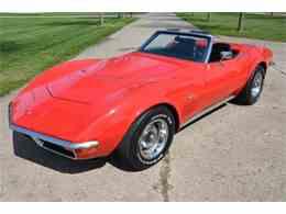 1972 Chevrolet Corvette for Sale - CC-993290