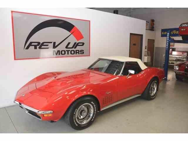 1972 Chevrolet Corvette | 993290