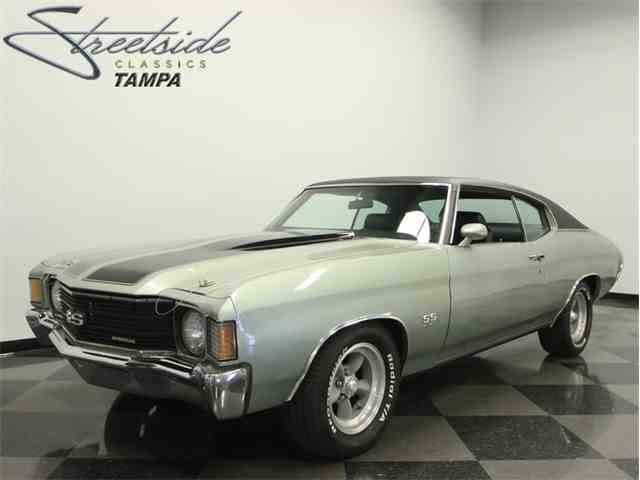 1972 Chevrolet Chevelle SS 454 LS5 | 993292
