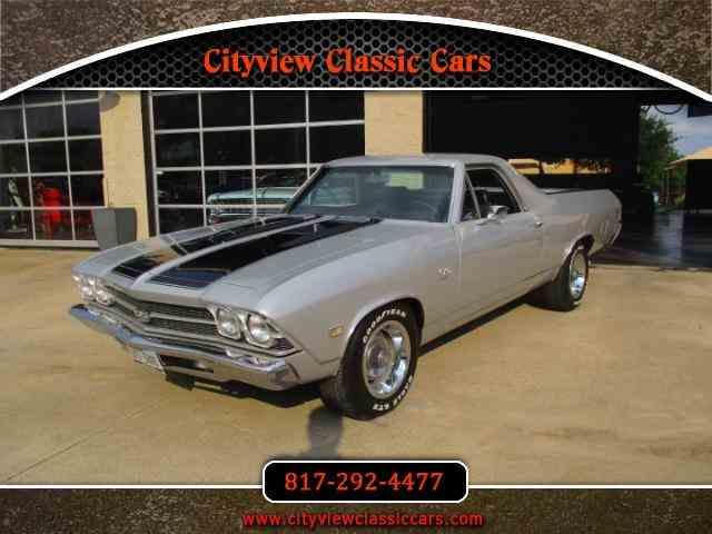 1969 Chevrolet El Camino | 993296