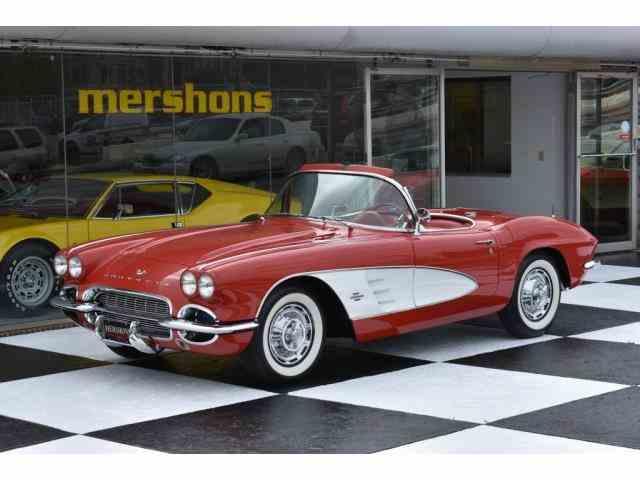 1961 Chevrolet Corvette | 990033