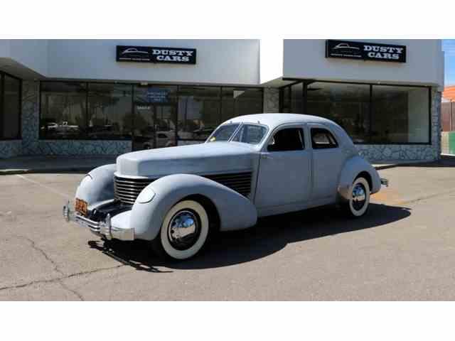 1937 Cord 812 | 993300