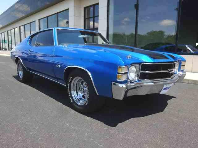1971 Chevrolet Chevelle | 993301