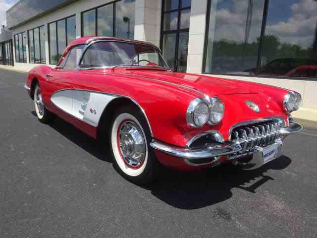1960 Chevrolet Corvette | 993306
