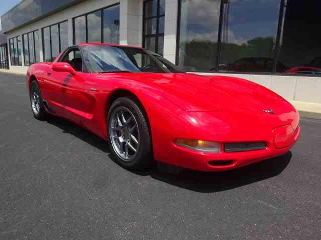 2001 Chevrolet Corvette | 993307