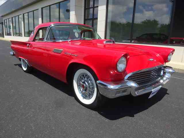 1957 Ford Thunderbird | 993308